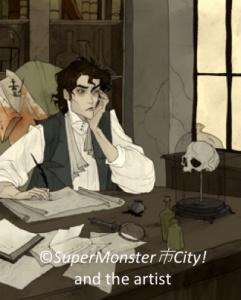 Abigail Larson Victor Frankenstein